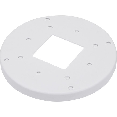 "Vivotek AM-514 Adapter Plate for 4"" Electrical Box & Single-Gang Box"