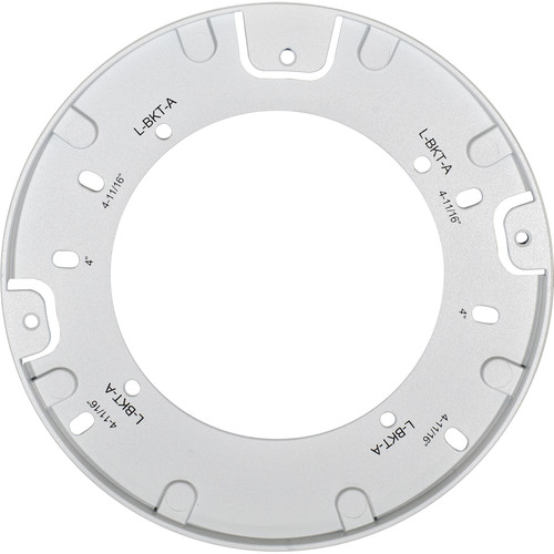 Vivotek AM-516 Adapter Ring for Select Fixed Dome Cameras