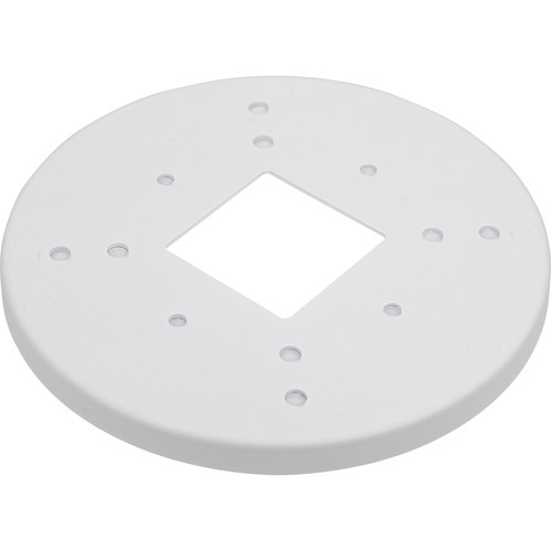 "Vivotek AM-51C Adapter Plate for 4"" Electrical Box & Single-Gang Box"
