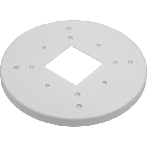 "Vivotek AM-51D Adapter Plate for 4"" Electrical Octagon Box & Single-Gang Box"