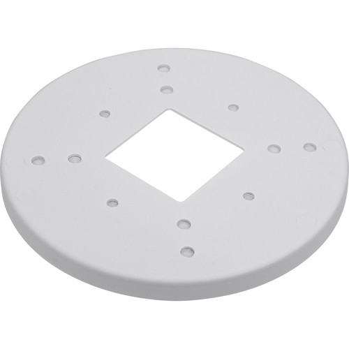 "Vivotek AM-51D Adapter Plate for 4"" Electrical Octagon Box & Single-Gang Box"