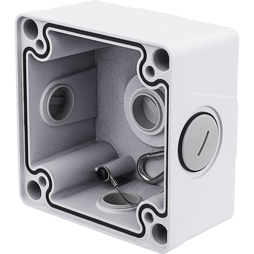 Vivotek AM-714 Outdoor Junction Box for Select Cameras and Mounts