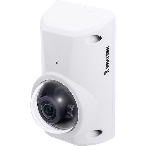 Vivotek CC8370-HV 3MP Outdoor Network Fisheye Camera