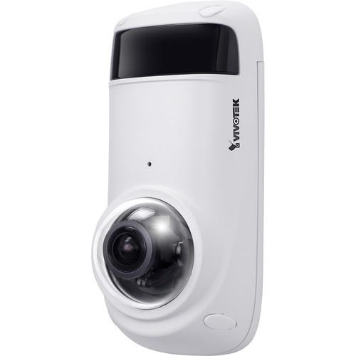 Vivotek C Series CC8371-HV 3MP Outdoor Vandal-Resistant Panoramic Network Fisheye Camera