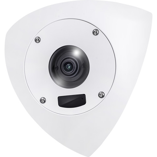 Vivotek S Series CD8371-HNTV 3MP Outdoor Network Corner Dome Camera with 2.8-8mm Varifocal Lens