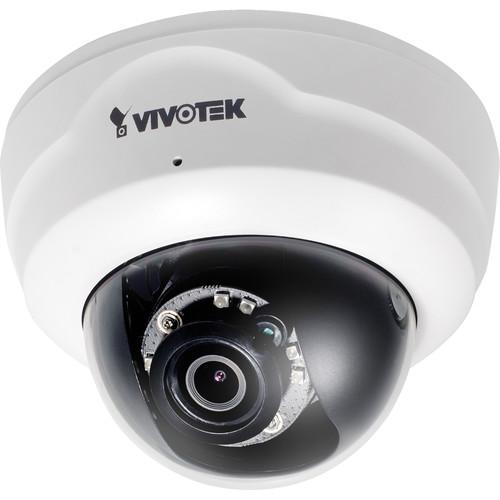Vivotek FD8154-F4 1.3MP Network Dome Camera with Night Vision