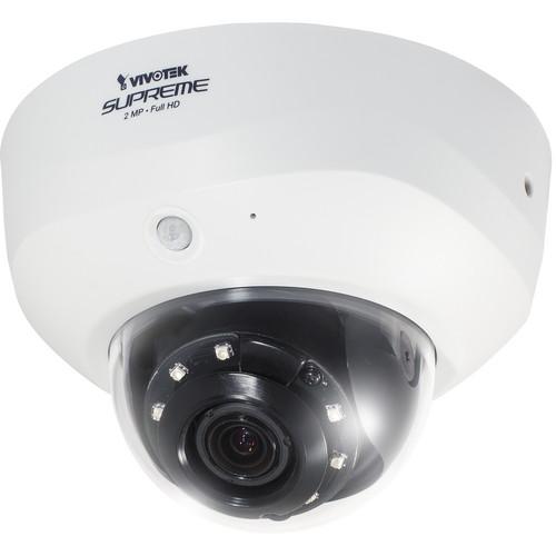 Vivotek FD8163 Fixed Dome Indoor Network Camera