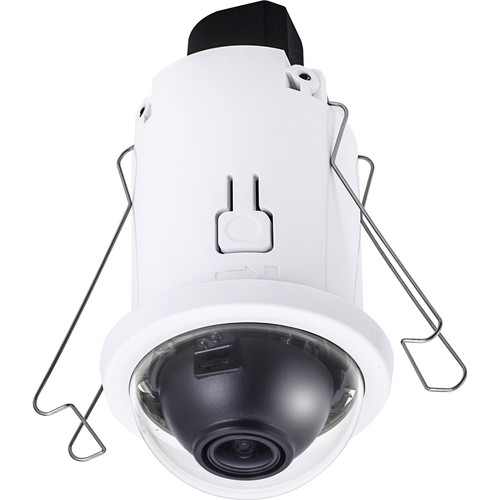 Vivotek C Series 2MP Recessed Mount Network Dome Camera with 2.8mm Fixed Lens