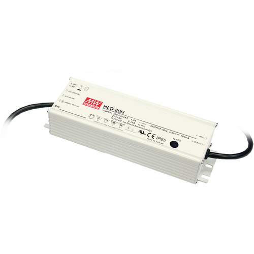 Vivotek 80W Single Output Switching Power Supply for LED Lighting System (24V)