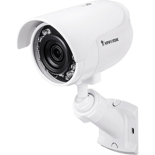 Vivotek C Series IB8360-W 2MP Outdoor Network Mini Bullet Camera with Night Vision