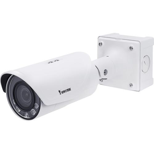 Vivotek IB9365-EHT 2MP Outdoor Network Bullet Camera with Night Vision, 12-40mm Lens & Heater