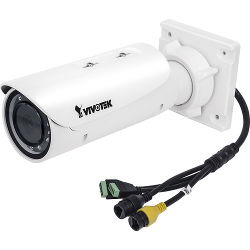 Vivotek V Series IB9381-HT 5MP Outdoor Network Bullet Camera with Night Vision