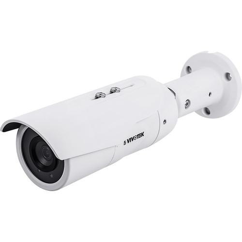 Vivotek IB9389-EHT 5MP Outdoor Network Bullet Camera with Night Vision, Heater & 3.7-7.7mm Lens