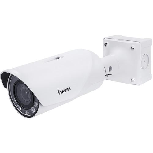 Vivotek V Series IB9391-EHT 8MP Outdoor Network Bullet Camera with Night Vision & 3.9-10mm Lens