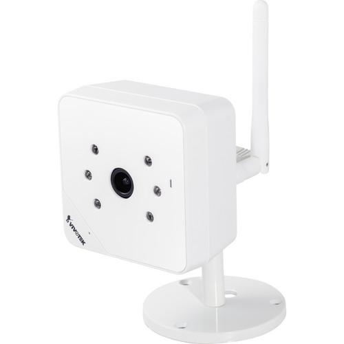 Vivotek IP8131W Compact Cube Network Camera