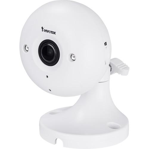 Vivotek C Series IP8160-W 2MP Wi-Fi Network Cube Camera