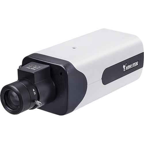Vivotek V Series IP9165-LPC 2MP Network License Plate Box Camera with 12-40mm Lens