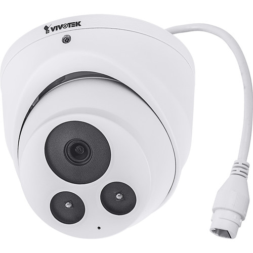 Vivotek IT9380-H 5MP Outdoor Network Turret Camera with Night Vision & 3.6mm Lens