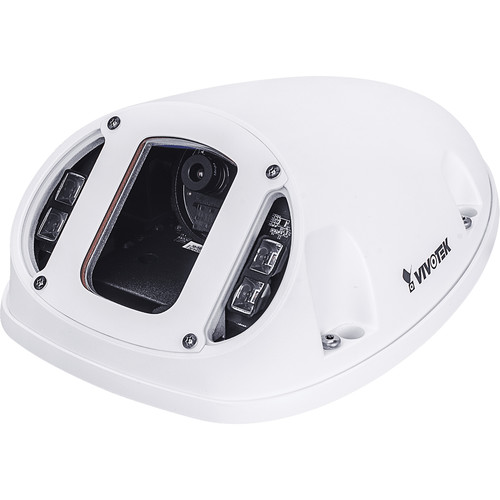 Vivotek S Series MD8564-EH 2MP Outdoor Network Mobile Dome Camera with Night Vision & 6mm Lens