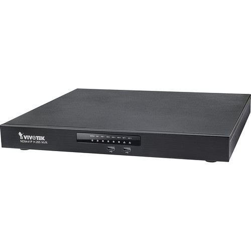Vivotek ND9441P 16-Channel 12MP NVR with 16 PoE Ports (No HDD)