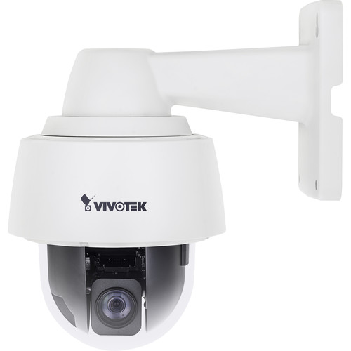 Vivotek 2MP Outdoor Speed Dome Camera with 4.3 to 129mm Varifocal Lens and 30x Optical Zoom
