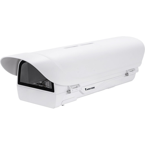 Vivotek Anti-Icing Outdoor Vandal-Resistant Camera Housing with Sunshield for IP816A-LPC (24 VAC)