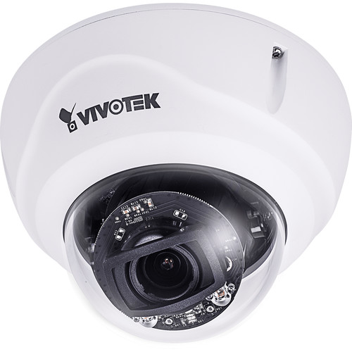 Vivotek V Series FD8377-HTV 4MP Outdoor Network Dome Camera with Night Vision