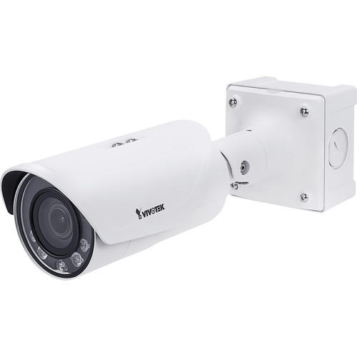 Vivotek IB9365-EHT 2MP Outdoor Network Bullet Camera with Night Vision & Heater