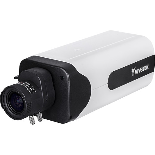 Vivotek V Series IP8166 2MP Fixed Network Camera with 2.8-12mm Lens
