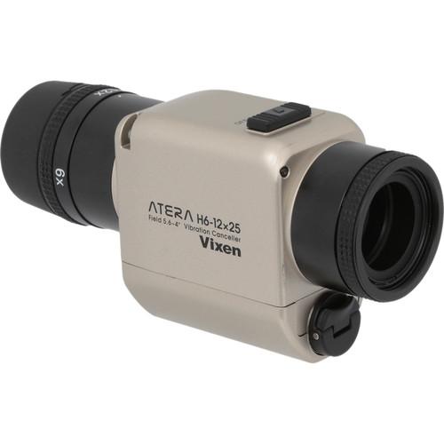 Vixen Optics 6-12x25 ATERA Image-Stabilized Zoom Monocular