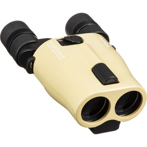 Vixen Optics 12x30 ATERA Vibration-Canceling IS Binoculars