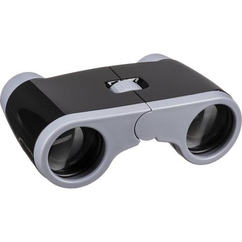 Vixen Optics 3x28 Opera Glasses (Black)