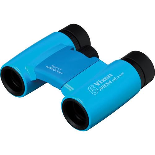 Vixen Optics 6x21 Arena Binocular (Blue)