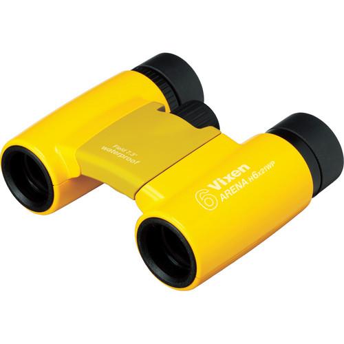 Vixen Optics 6x21 Arena Binocular (Yellow)