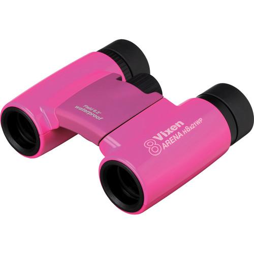 Vixen Optics 8x21 Arena Binocular (Pink)