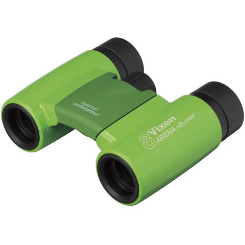 Vixen Optics 8x21 Arena Binocular (Green)