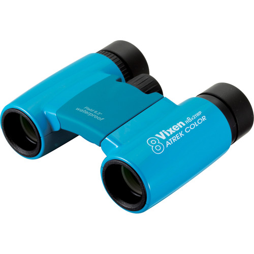Vixen Optics 8x21 Arena Binocular (Blue)