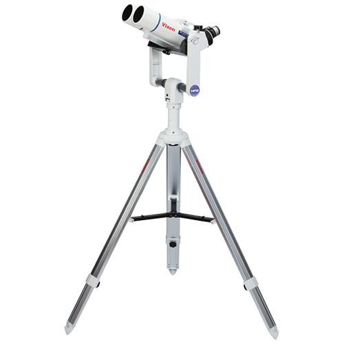 Vixen Optics BT-ED70S-A Binocular Telescope Kit with 20mm Eyepieces and HAL130 Tripod