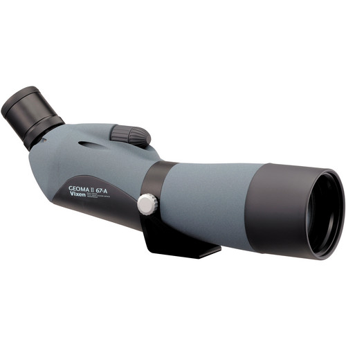 Vixen Optics Geoma II 16-48x67 Spotting Scope with Case (Angled Viewing)
