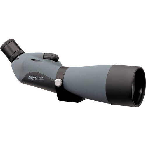 Vixen Optics Geoma II 21-63x82 Spotting Scope with Case (Angled Viewing)