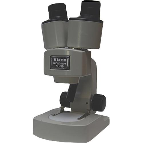 Vixen Optics SL-30 Micro Boy Stereo Cordless Microscope