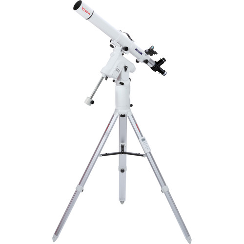 Vixen Optics A80M 80mm f/11.4 Refractor Telescope with SX2 Mount and Star Book One