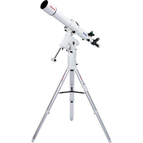 Vixen Optics A105M 105mm f/9.5 Refractor Telescope with SX2 Mount and Star Book One