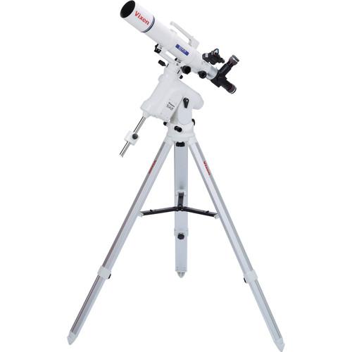 Vixen Optics ED81S Refractor Telescope with SX2 EQ Mount, Dual Speed Focuser, and Tripod