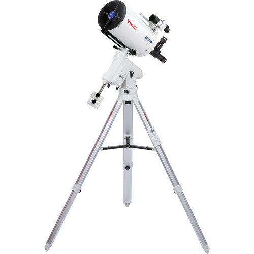 Vixen Optics VMC200L Telescope OTA with Sphinx SX2 Equatorial Mount and Star Book One