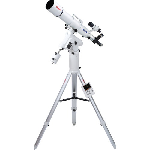 Vixen Optics ED103S Refractor Telescope with SXD2 EQ Mount and Tripod
