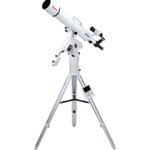 Vixen Optics ED115S Refractor Telescope with SXD2 EQ Mount and Tripod