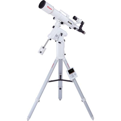 Vixen Optics AX103S Refractor Telescope with SXP EQ Mount and Tripod