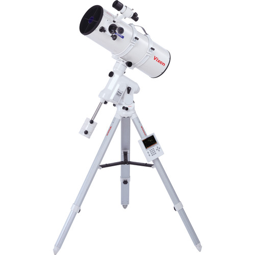 Vixen Optics R200SS Telescope with SXP Mount and Dual Speed Focuser