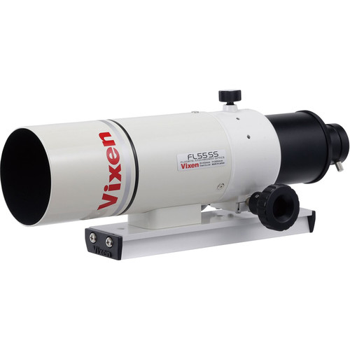 Vixen Optics FL55ss 55mm f/5.5 Fluorite APO Refractor Telescope (OTA Only)
